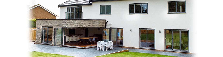 aluminium window doors specialists shrewsbury